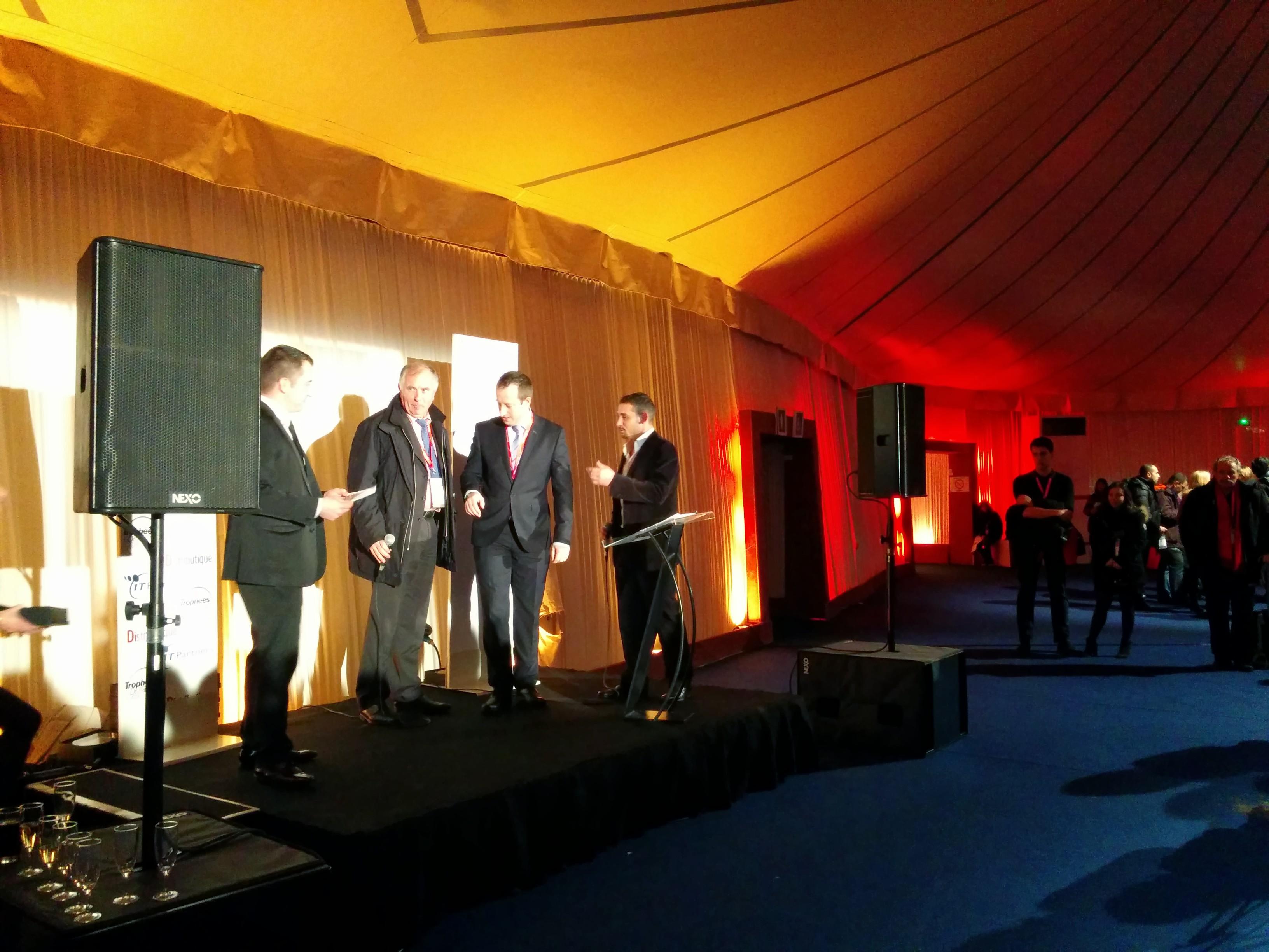 Trophée de la Distribution 2012